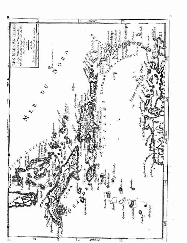 Содержание Колонизация Антильских островов и англо-французское соперничество в Вест-Индии, ХVII - первая половина ХVIII вв.